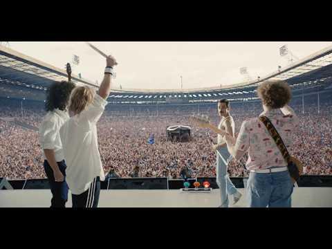 Queen - Bohemian Rhapsody Motion Picture Soundtrack (Live)