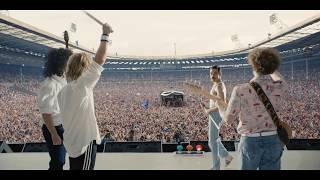 Queen - Bohemian Rhapsody Motion Picture Soundtrack Live