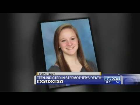 Boyle County teen indicted in murder of stepmother