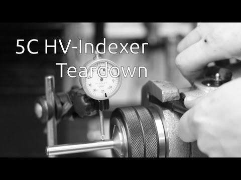 Chinese 5C Indexer teardown