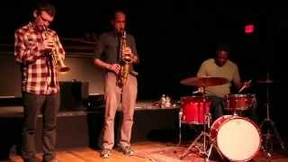 Rob Brown Trio - Arts For Art / Evolving Music, NYC - April 14 2014