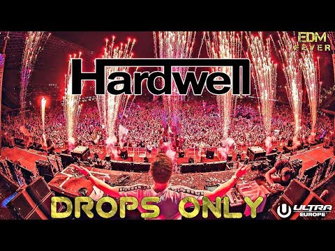 Hardwell - Drops Only    Live at Ultra Europe 2017