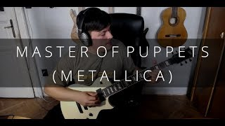 Baixar Metallica - Master of Puppets guitar cover by Peter Papp