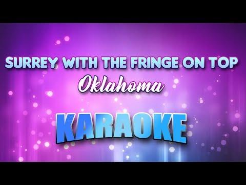 Oklahoma - Surrey With The Fringe On Top(Karaoke & Lyrics)
