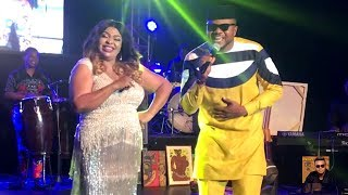 Watch As Ken Erics Performs On Stage With Nollywood Stars - Ken Erics TV
