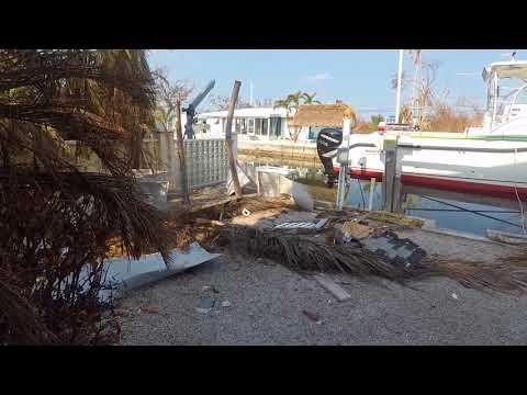Summerland Key, FL 33042. Post Irma. Caribbean Drive E