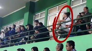 Ada Pemandangan Lain Saat Laga Perseru Vs Arema FC Di Gajayana