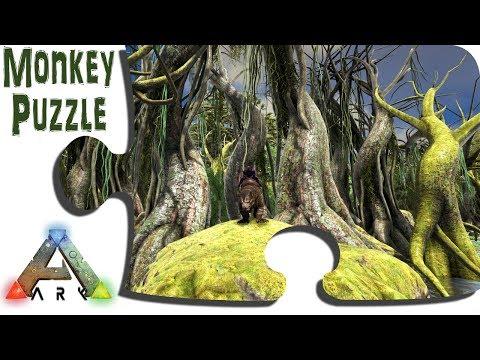 Exploring Ragnarok In Game - Ep19 - The Swampiest Swamp - ARK Map