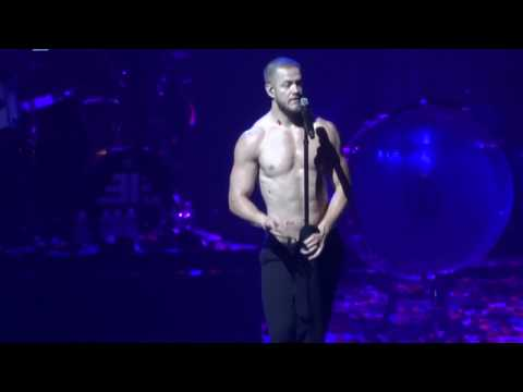 IMAGINE DRAGONS Demons (with Introduction) - Frankfurt, Festhalle 19.04.2018