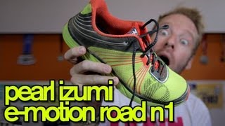 PEARL IZUMI E-MOTION ROAD N1 REVIEW - GingerRunner.com Review