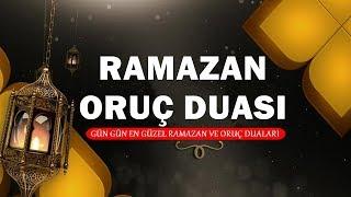 Ramazan ve Oruç Duaları - 30 Güne Ayrı Dua - Can Demiryel