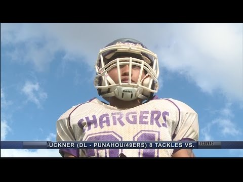 Hawaii Strong: Charles Freitas puts family first in Pearl City