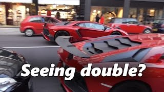 Beast Of A Ford Gt  Aventador Sv Revving And Acceleration Arab Supercars In