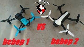 Parrot - Bebop Drone VS Bebop Drone 2