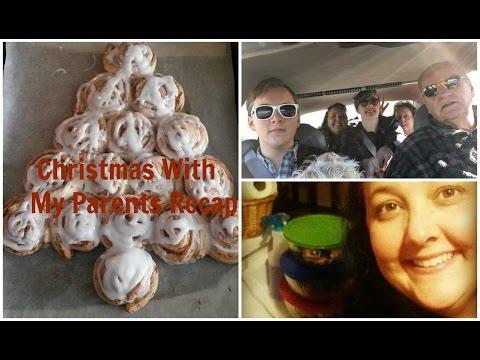 Christmas With My Parents Recap