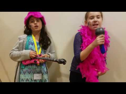 Chabad Olney Hebrew School of the Arts - Chanukah Music Video