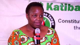 7th Katiba Anniversary: Terry Omondi Speech