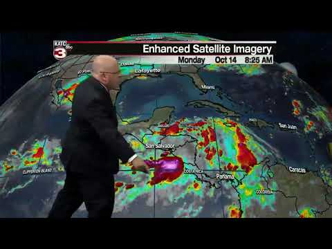 Rob's weather forecast part 2 10-14-19 10pm