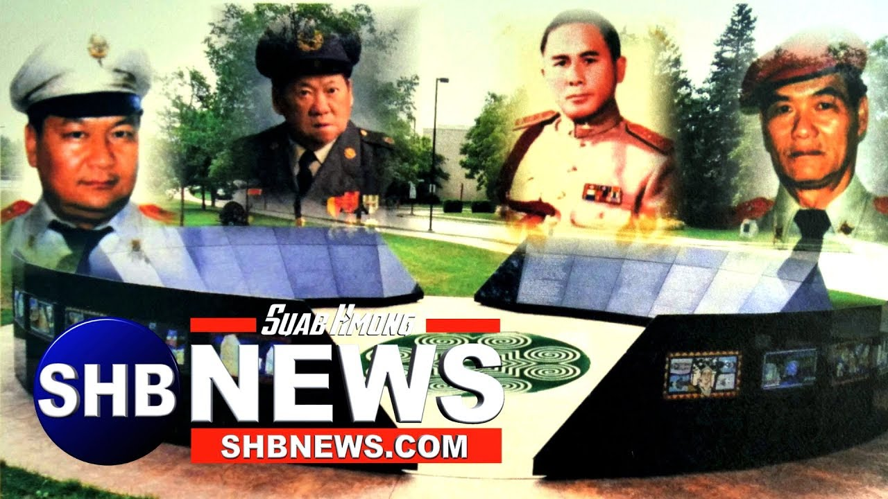 SUAB HMONG NEWS:  2019 Lao Hmong American Veterans Memorial Event in Sheboygan, WI - 05/27/2019
