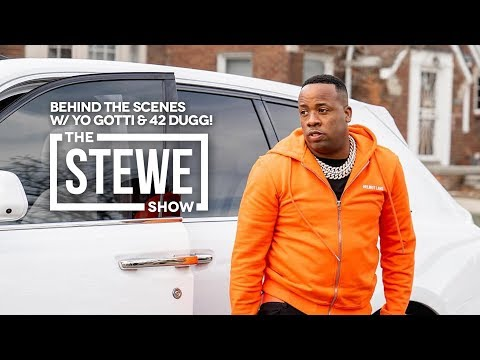 42 Dugg Brings Yo Gotti To Detroit To Shoot Music Video! | Behind The Scenes