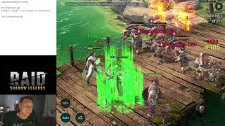 Raid: Shadow Legends - Early game efficient farming calculations