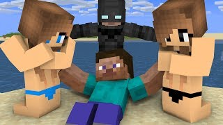 cute girl life 1-7 Minecraft animations