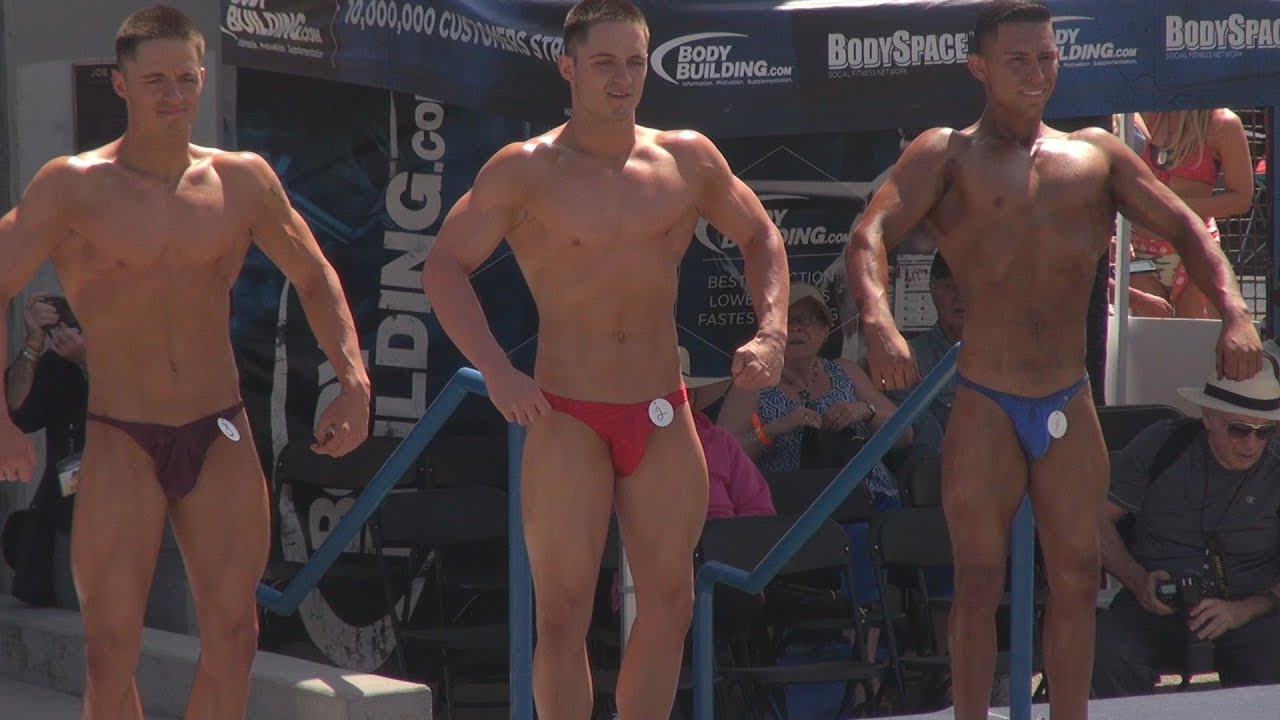 Muscle beach nudity brothers