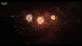 Аэросъемка Салют День Металлургов 2018 #VideoPilot