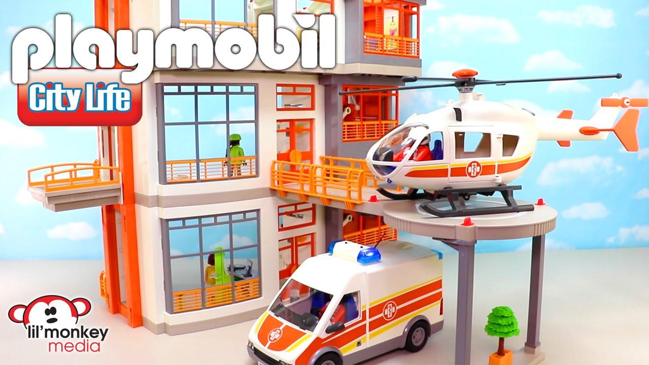 massive playmobil city life collection children's