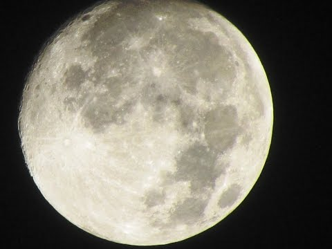 Moon - August 29, 2015 - Full moon - Bulan penuh Ogos 2015
