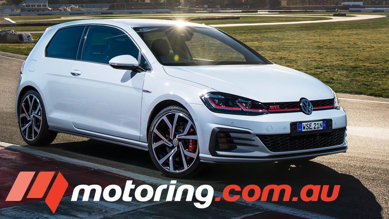 2017 Golf GTI Review | motoring.com.au - Dauer: 2 Minuten, 58 Sekunden