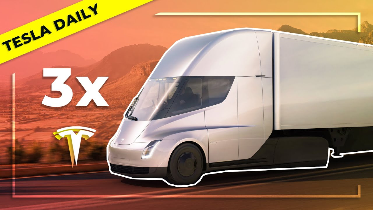 Walmart Triples Down on Tesla Semi, Ford Cuts Prices on Mustang Mach E