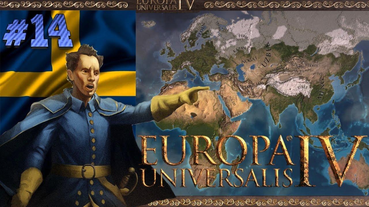 olika färger mode bästa stället Europa Universalis 4 - Svea Rike - Kungen i Norden - #14 [SVENSKA ...