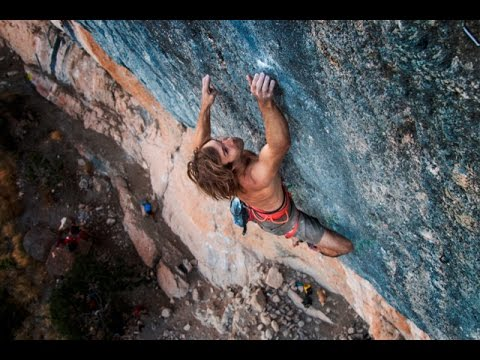 Sharma Joe Mama 9a+ at Oliana – see the climbing video here.