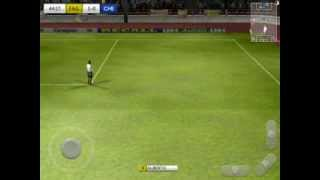 Dream League Soccer #1 - FAG United vs Chelsea
