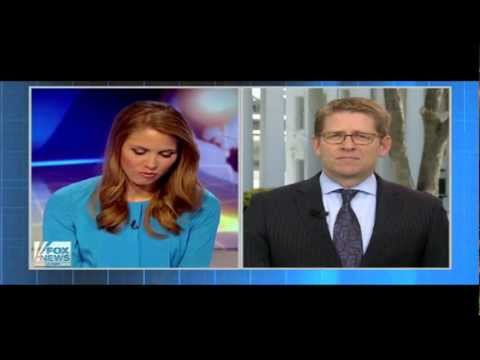 """Jay Carney To Fox News: """"If You Did A Little Reporting..."""""""