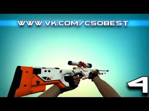 Counter-Strike 1.6 CS GO AWP HD Skin (update)