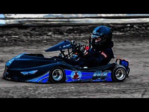 Kart Racing at Limerock Speedway!