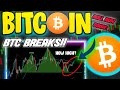 BULLISH BTC PRICE MOVE  BITCOIN BREAKS RESISTANCE ...