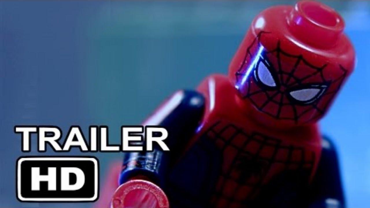 Лего человек паук возвращение домой
