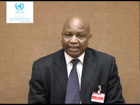 UNCTAD DMFAS - 1 - Andrew Bvumbe, Head, Zimbabwe Aid and Debt Management Office