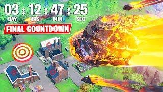 SEASON 11 EVENT COUNTDOWN!!! (Fortnite Battle Royale)