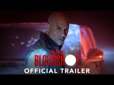 The Kane Show - Check Out the First Trailer for Vin Diesel's 'Bloodshot!'