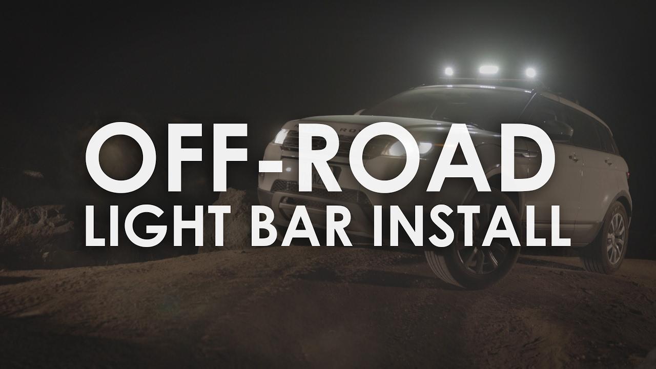 Type S Smart Work Lights 8 4 Light Bar Installation Led Wiring Harness Dust Runners Lighting