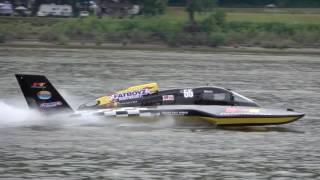 2017 Madison Regatta - Friday Testing