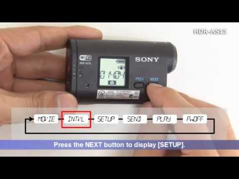 How to Use Smart Remote Control on your Sony Action Cam ...