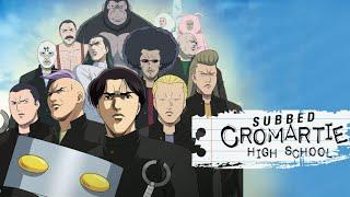 Cromartie High - The Movie (魁!! クロマティ高校 THE☆MOVIE Sakigake!...