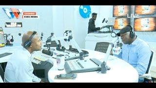#LIVE : KURASA ZA MAGAZETI NDANI YA WASAFI FM 88.9 (JAN 17, 2020)