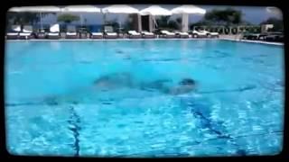 Water ballet Mermaid's балет на воде русалочки