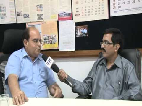 Interview: Shri Mukesh Sharma CEO CRISP Bhopal MP -Words with Virendra ITDC